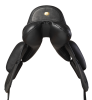 Gareth Monoflap Dressage Saddle - Rear View